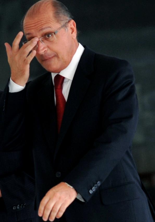 Geraldo Alckmin, governador de SP