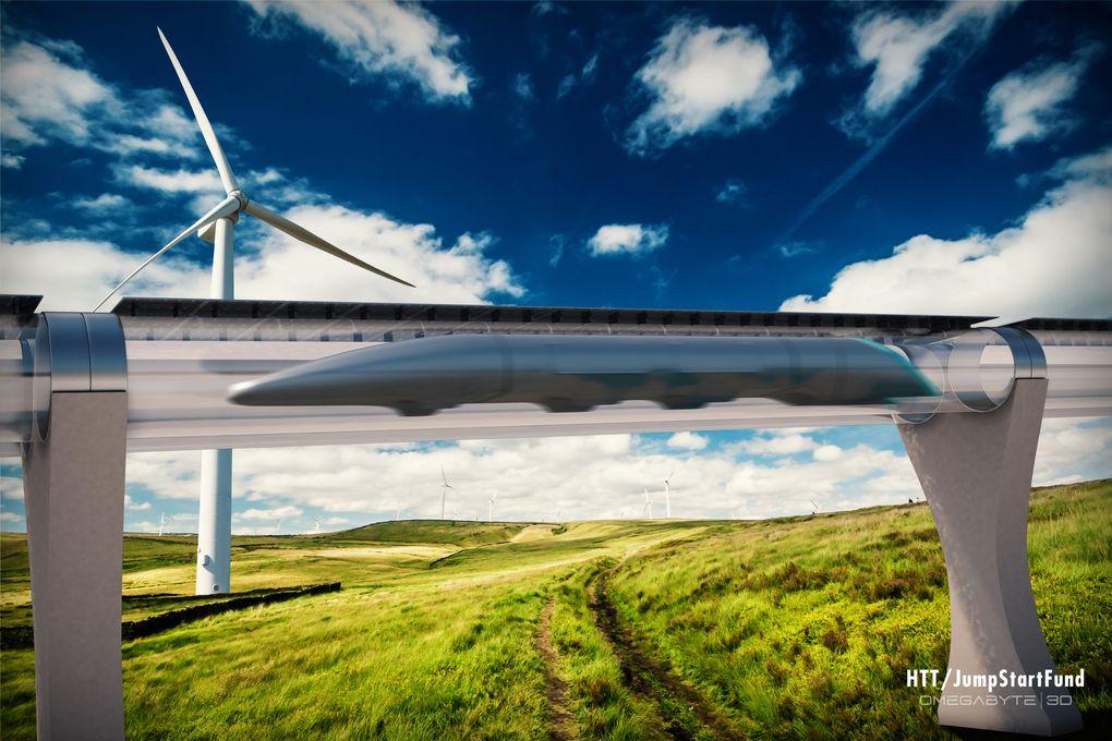 Hyperloop - conceito criado pela JumpStartFund (1)