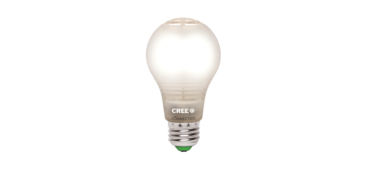 Lâmpada Cree