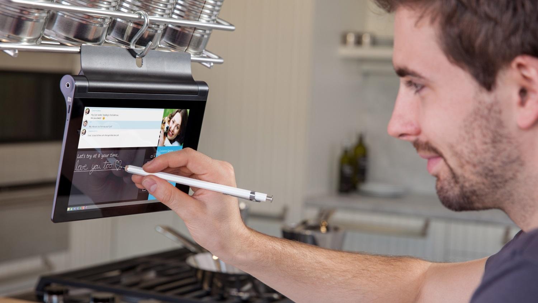 Lenovo YOGA Tablet 2 com Windows e AnyPen