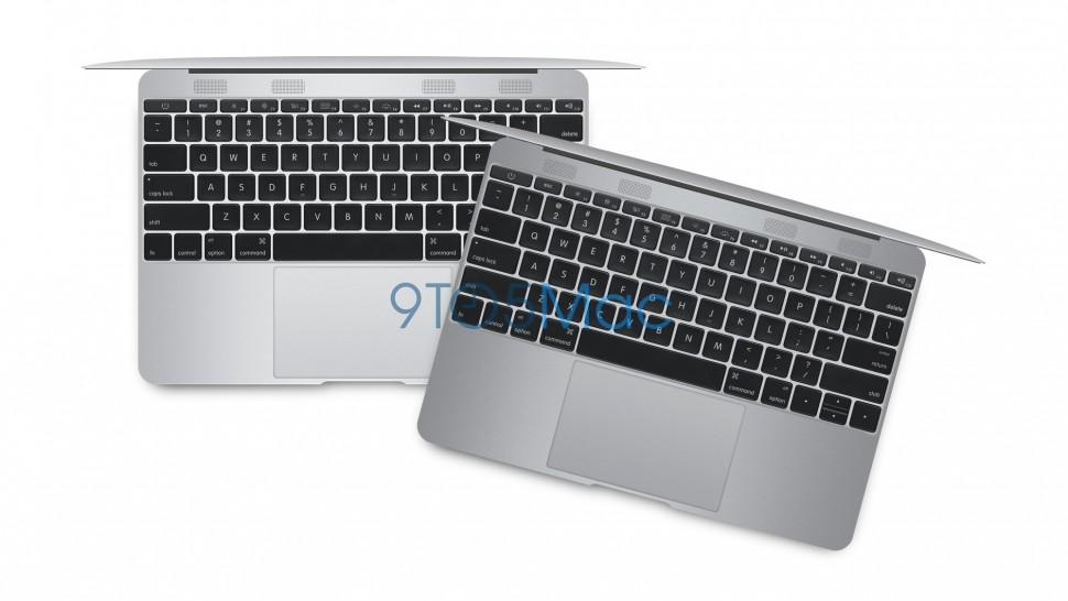 MacBook Air de 12 polegadas