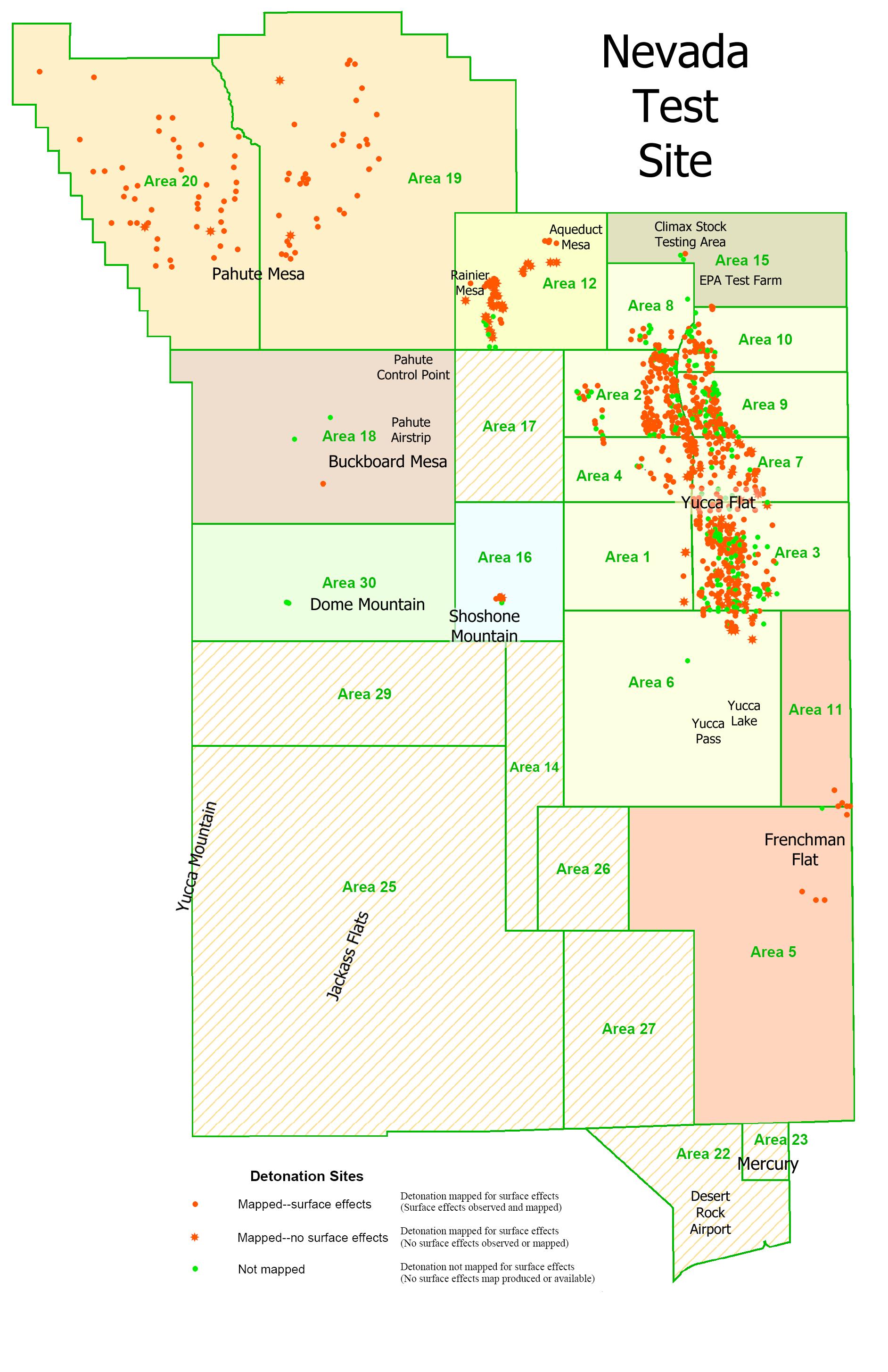 Mapa da NTS