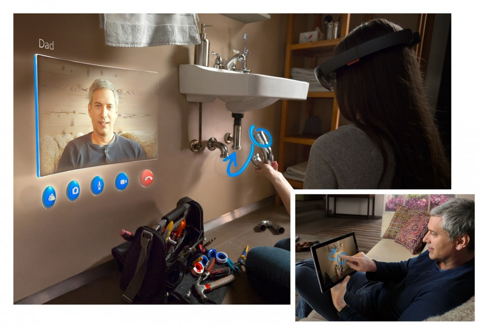 Microsoft HoloLens - teste (3)