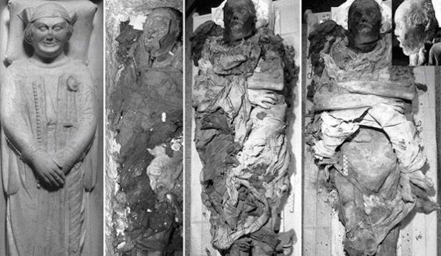 Um assassinato misterioso há 700 anos foi resolvido graças ao cocô de uma múmia
