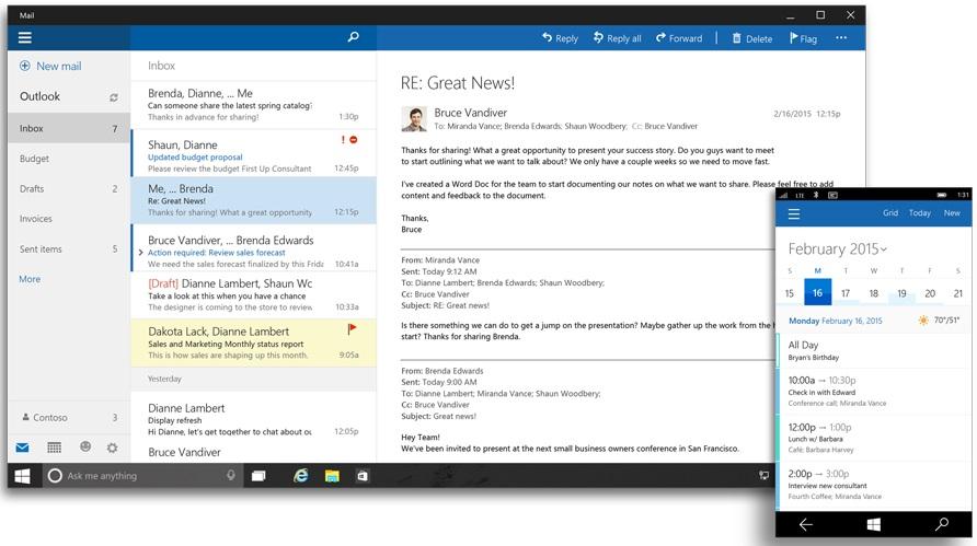 Office para Windows 10