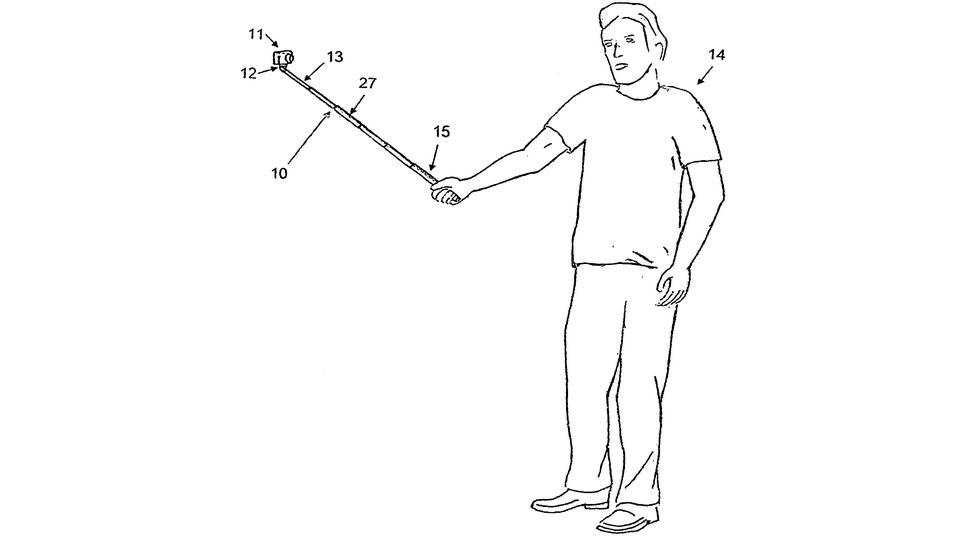 Patentes do bastao de selfie (2)