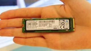 SSD PCIe da Samsung