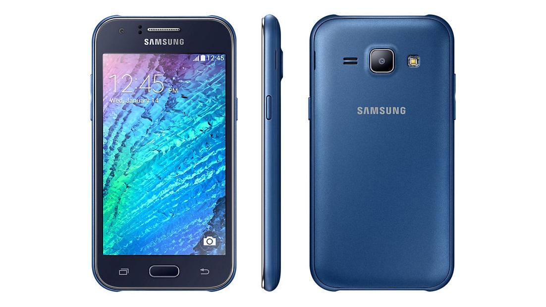 Galaxy J1 é o mais novo Android baratinho da Samsung