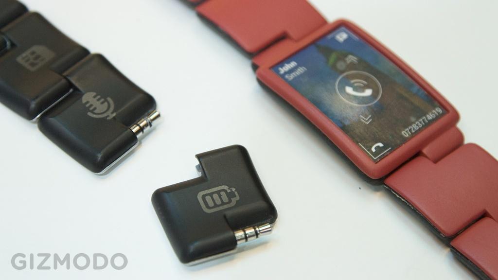 725063a3693a3 Este smartwatch modular pode ter quantos dias de bateria você desejar