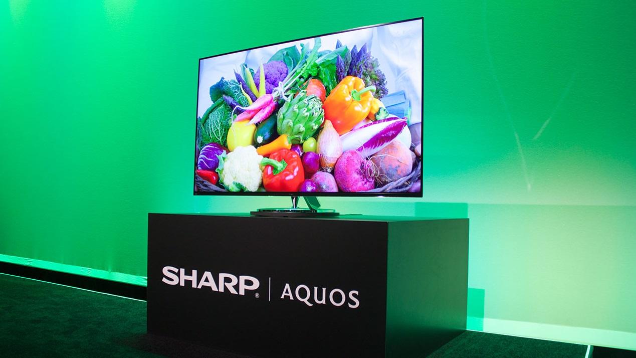 TV fina da Sharp (1)