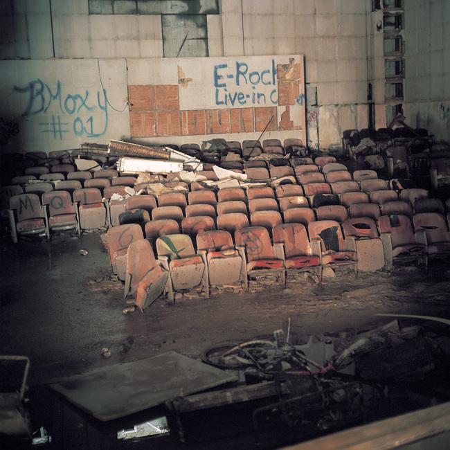 Buckner theater, 2012
