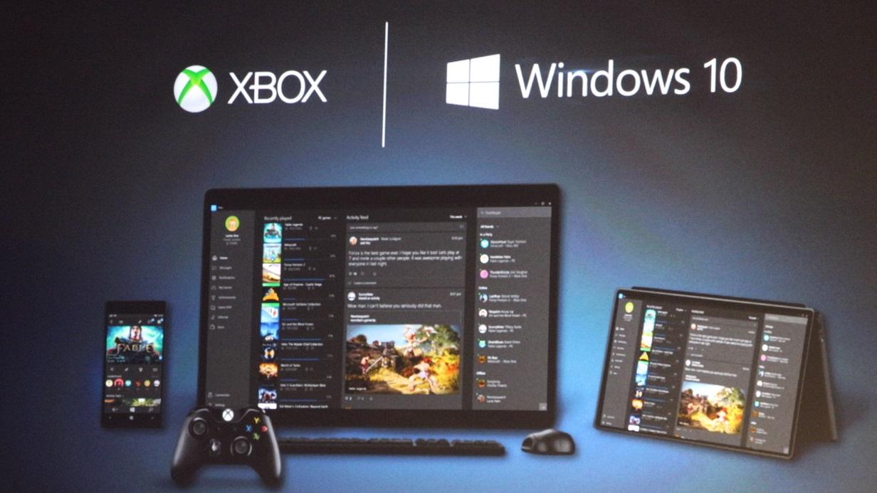 Windows 10 e Xbox (1)