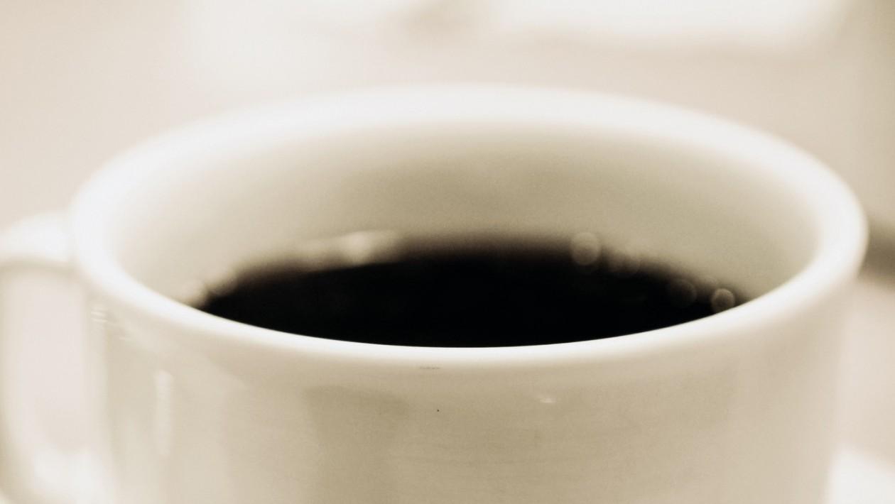 Cientistas japoneses tentam entender o que é aquela mancha branca no café