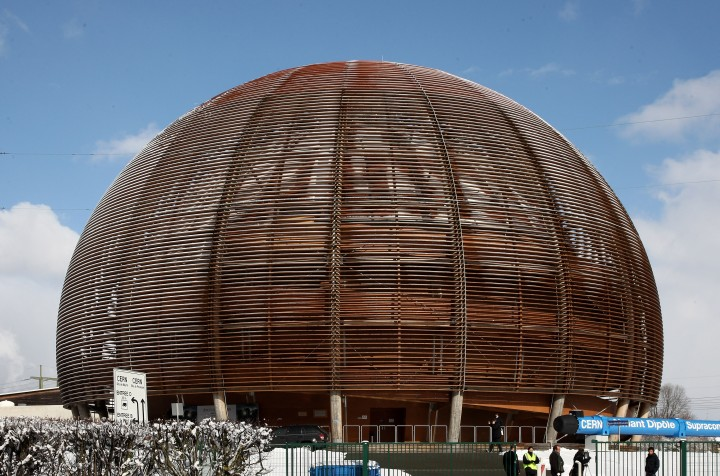 General View Of The CERN