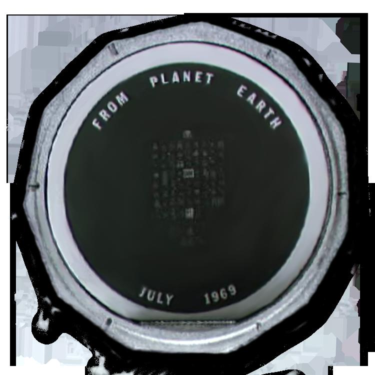 cocô na lua 03 disco de silicio