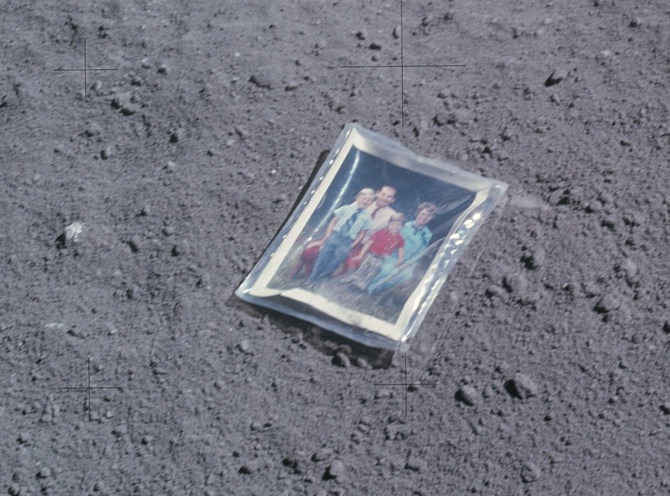 cocô na lua 04 foto da família