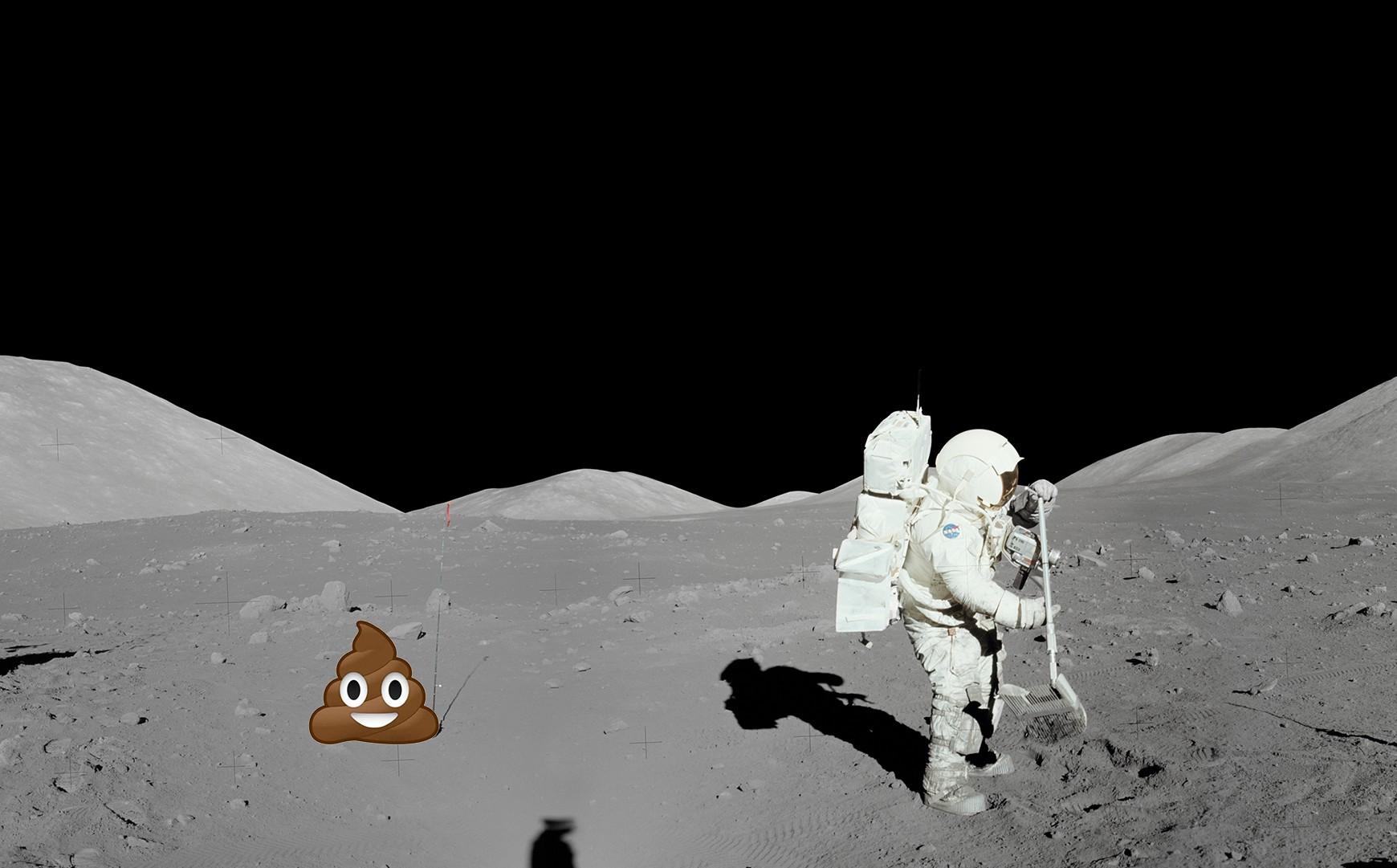 O que os astronautas deixaram na Lua: bandeiras, câmeras e… excrementos