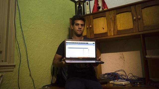Conheça a Snet, a internet ilegal de Cuba