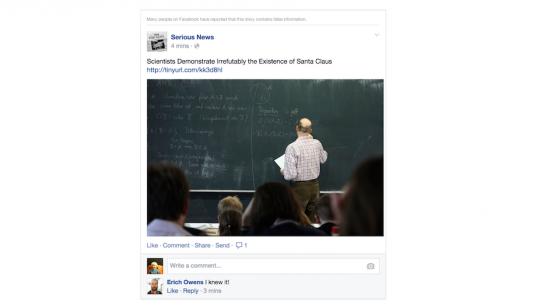 facebook hoaxes destaque