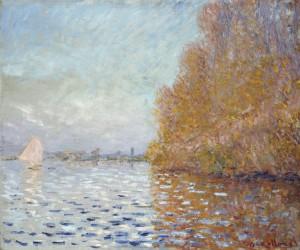 Como um Monet de 12 milhões de dólares foi restaurado depois de levar um soco