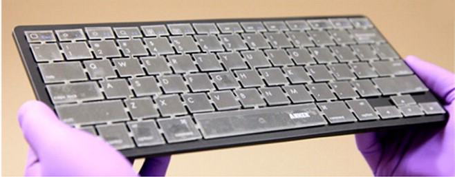 teclado inteligente
