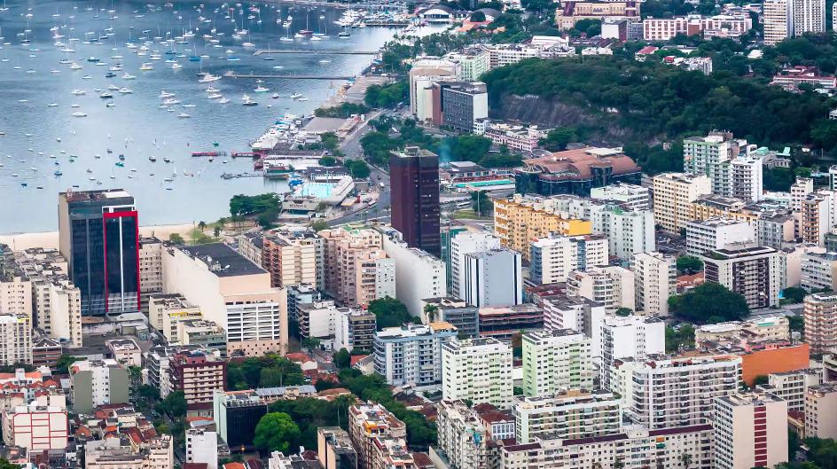 Veja estas fantásticas imagens do Rio de Janeiro em resolução 10K
