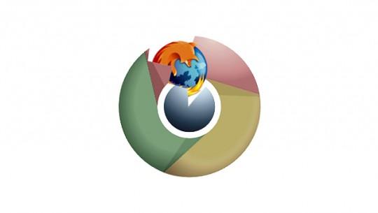 Chrome e Firefox