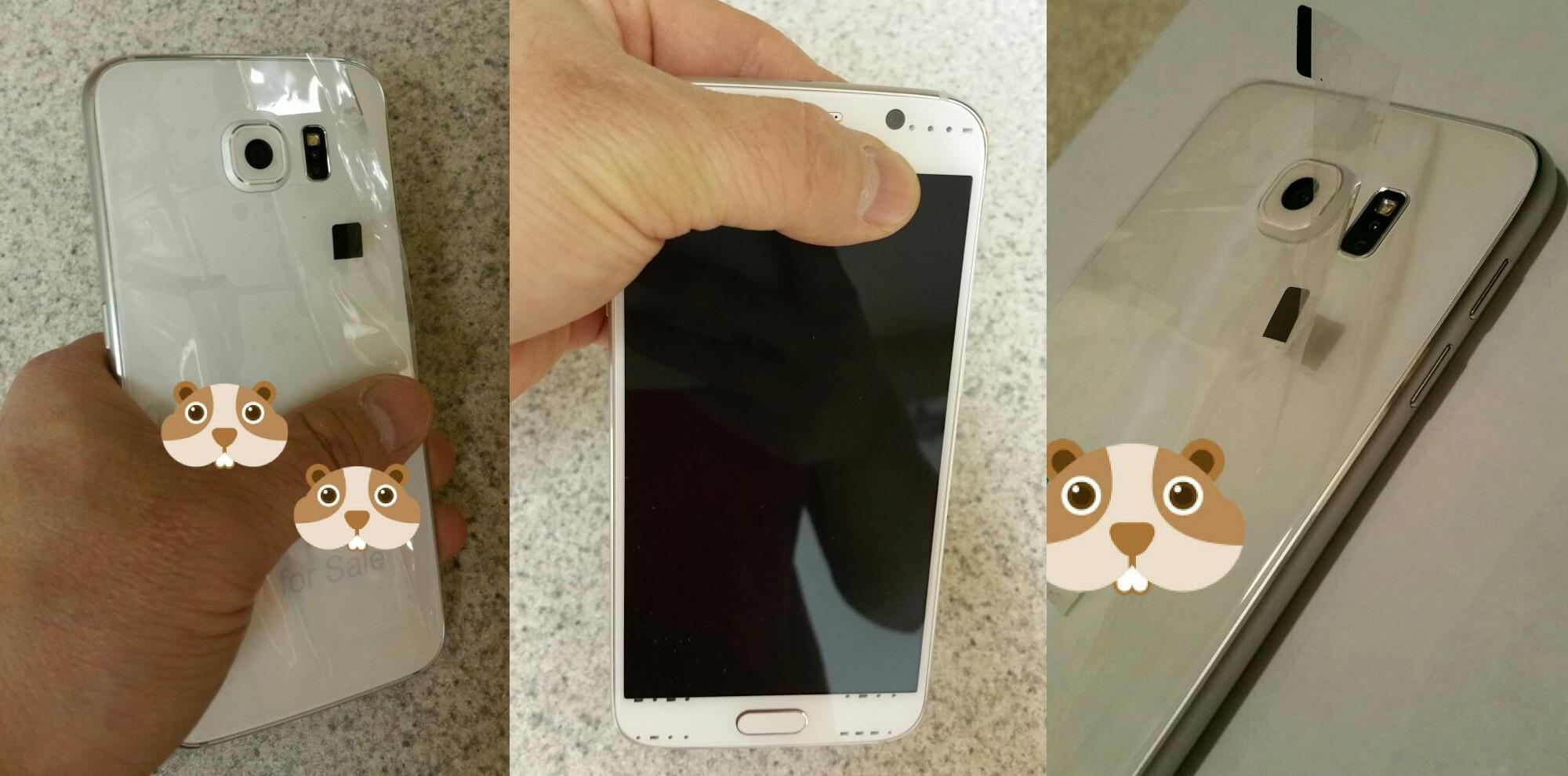 Galaxy S6 - fotos vazadas