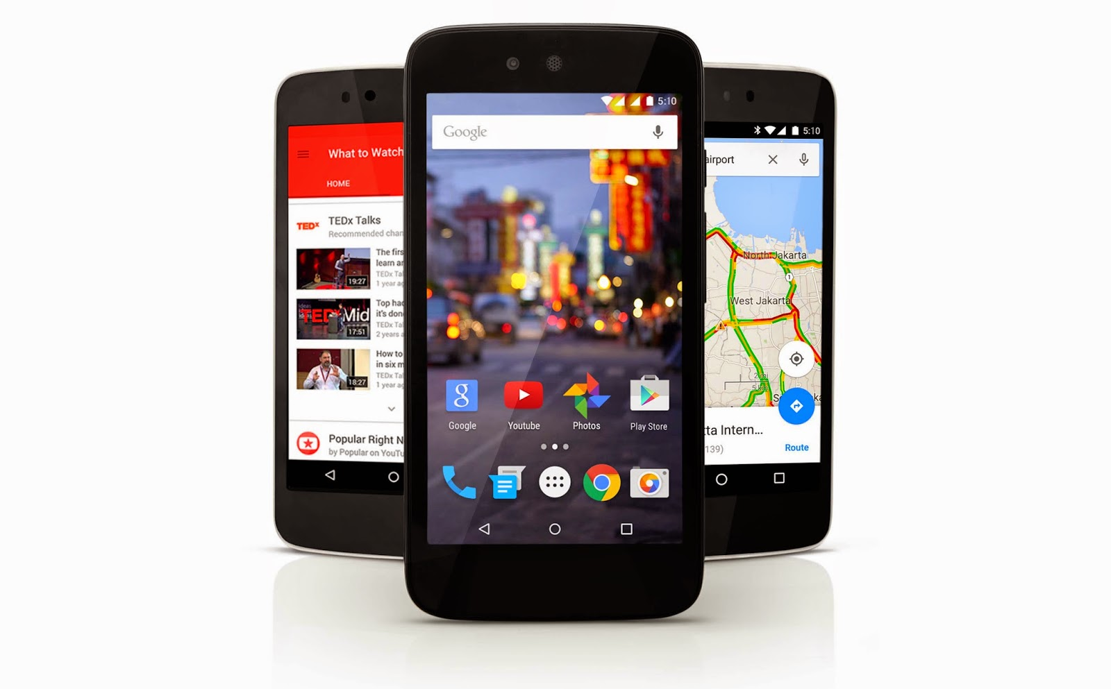 Google Android One na Indonesia