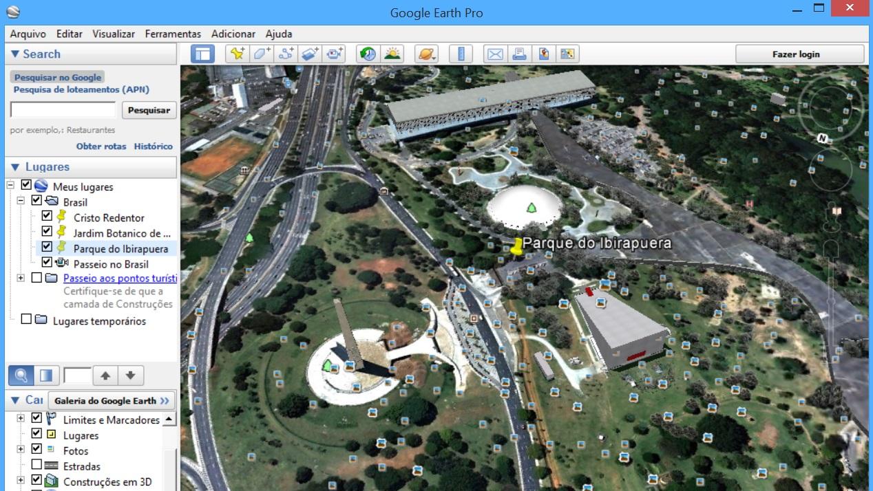Google Earth Pro está disponível de graça; veja o que você pode fazer com ele
