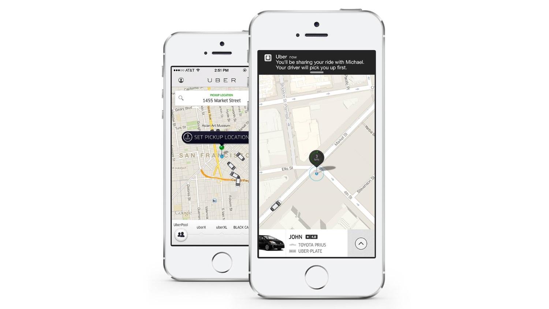 Uber Mostra Carros Fantasmas No Mapa Dos Passageiros Gizmodo