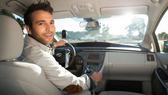 Motorista do Uber