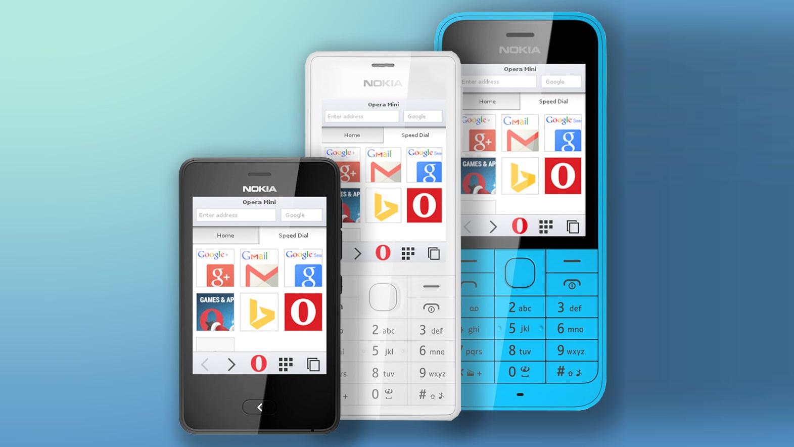 Nokia e Opera