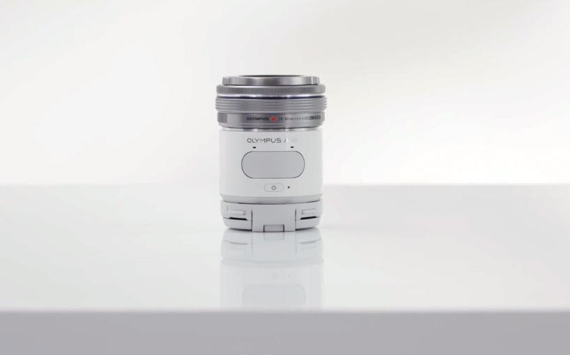 Olympus Air A01 - lente