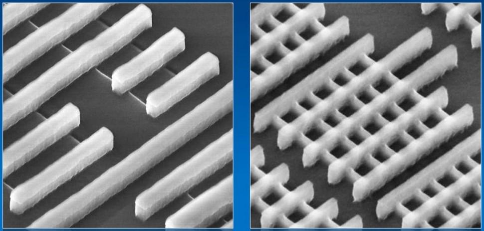 Transistores comuns e 3D