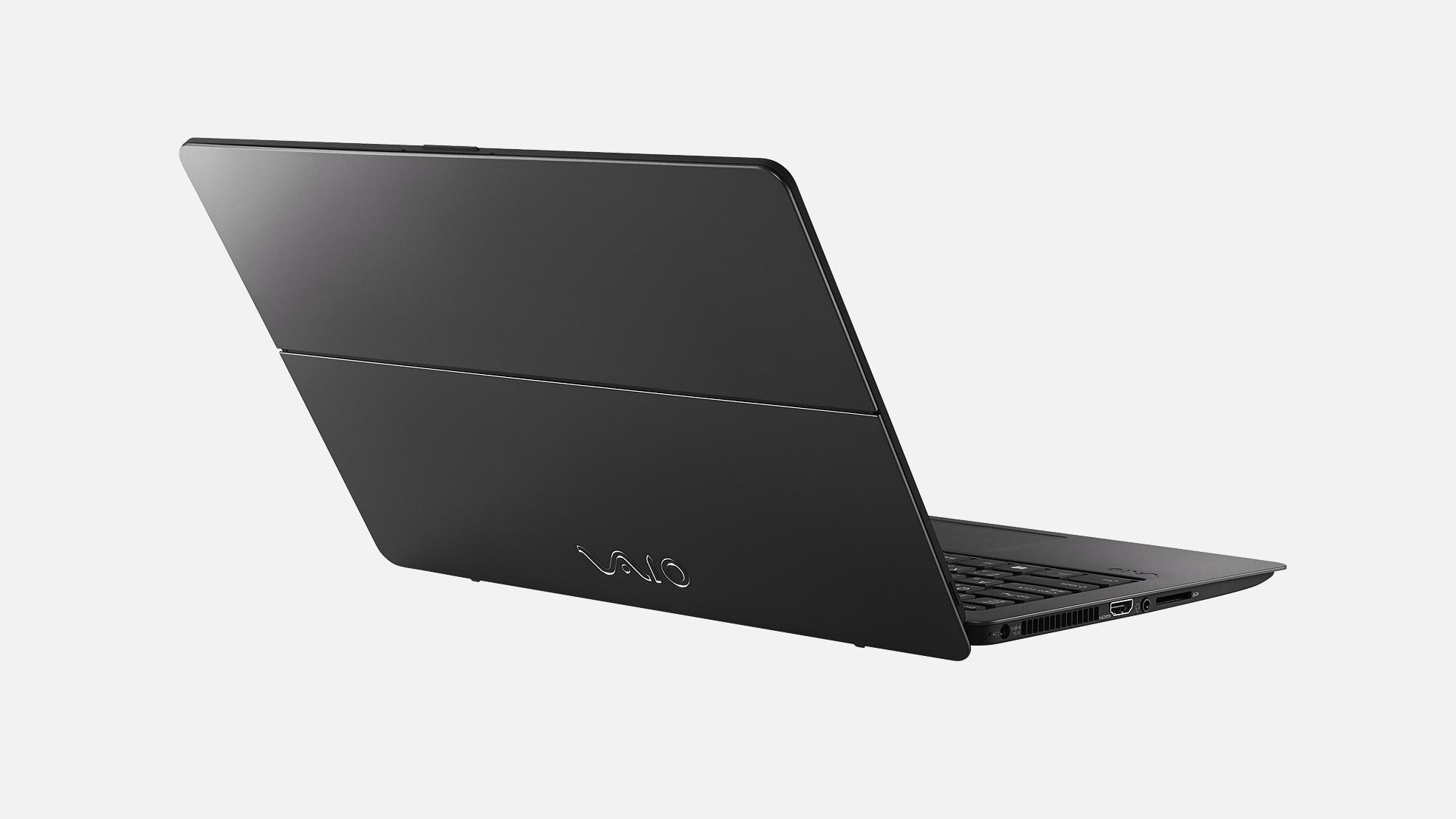 Os novos laptops híbridos da linha Vaio depois que a Sony desistiu dos PCs