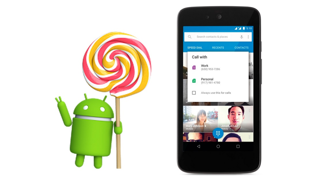 Android 5.1: pequenos aperfeiçoamentos tornam o Lollipop ainda melhor