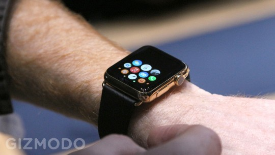 Apple Watch - hands-on (1)