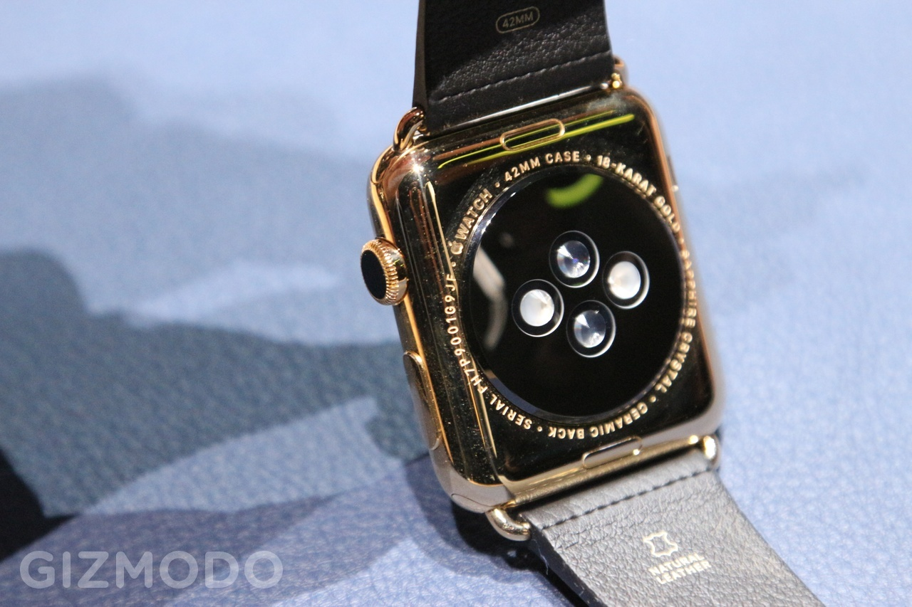Apple Watch - hands-on (2)