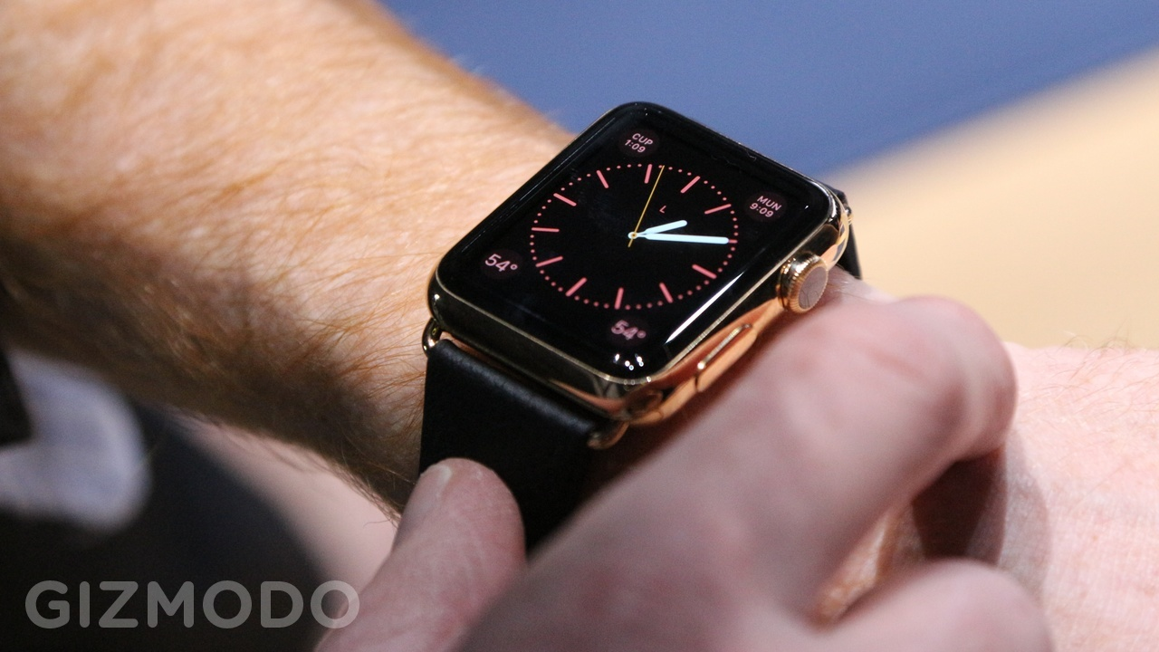 Apple Watch - hands-on (3)