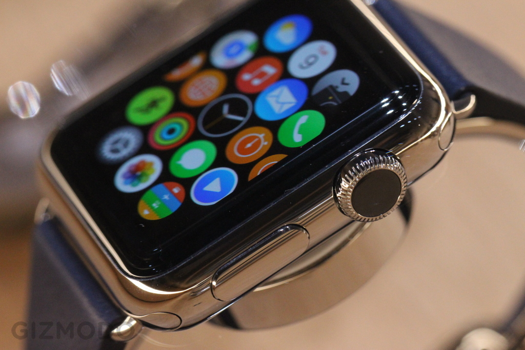 Apple Watch - hands-on (4)