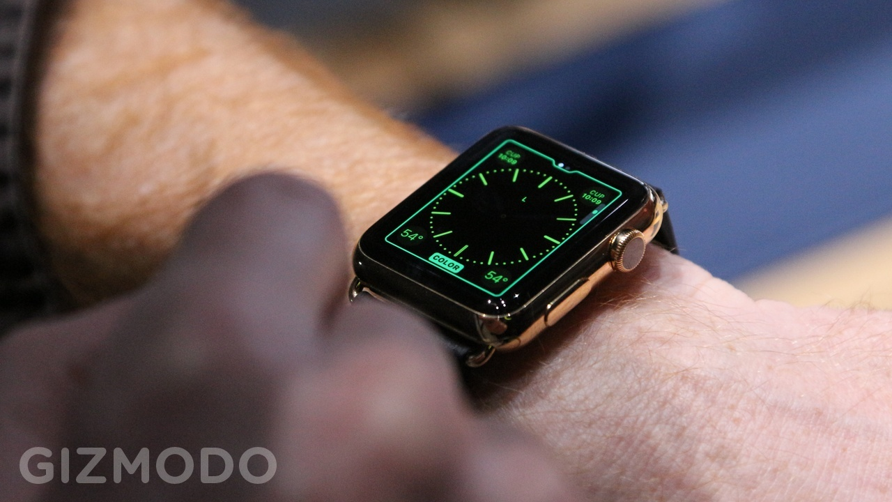 Apple Watch - hands-on (5)