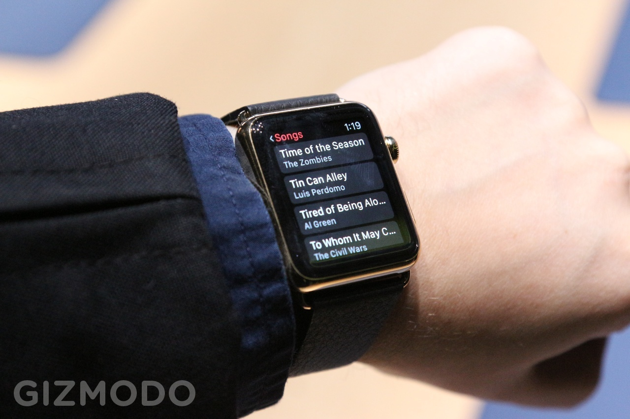 Apple Watch - hands-on (6)