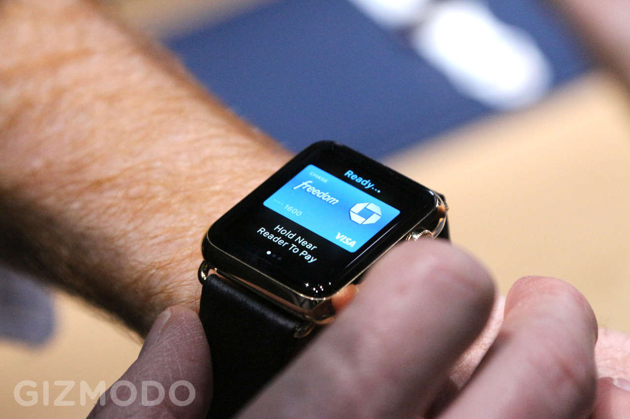 Apple Watch - hands-on (7)