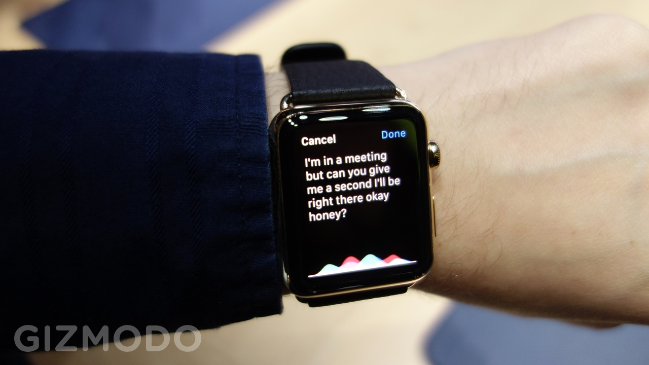 Apple Watch - hands-on (8)