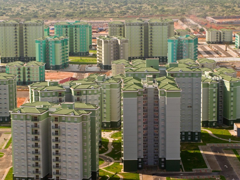 4 cidades feitas para milhares de pessoas, mas ainda totalmente vazias