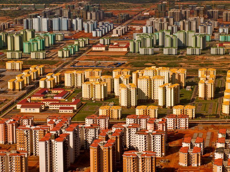 Cidades ainda vazias (2)