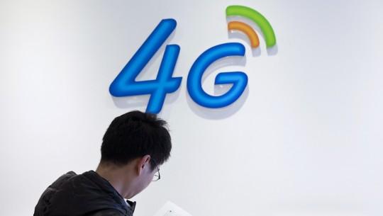 Consumidor e 4G
