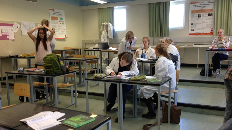 Escola na Finlandia (2)