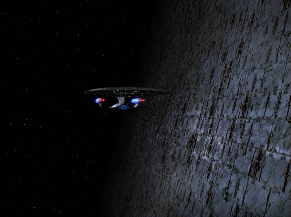 Esfera de Dyson em Jornada nas Estrelas